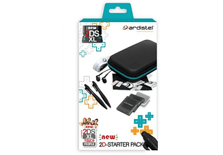 Funda - Ardistel New Nintendo 2DS XL, Starter Pack