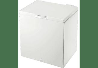 Congelador horizontal - Indesit OS 1A 200 H2, 204 L, 41 dB, Blanco
