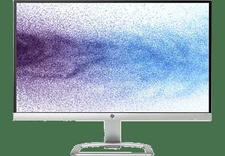 "Monitor - HP 22er, 21.5"", Full HD, IPS, Retroiluminación LED, Sin borde, Plata y blanco"