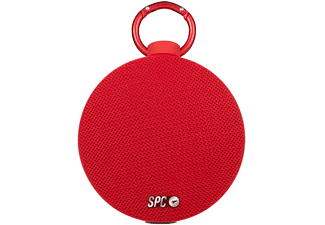 Altavoz inalámbrico - SPC UP! rojo, 5W, Bluetooth 4.1+EDR, manos libres