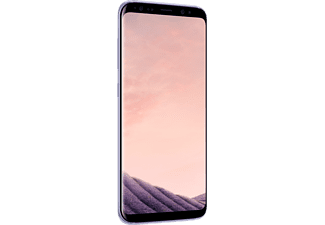"Móvil - Samsung Galaxy S8+, Gris orquídea, 64 GB, 4 GB RAM, 6.2"", Exynos 8895, 3500 mAh, Android"
