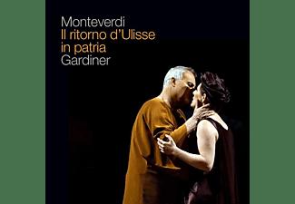 Gardiner/Zanasi/Rich - Il Ritorno D'Ulisse In Patria  - (CD)