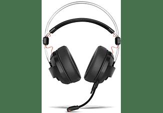 Auricular gaming - Krom Kode Binaurale Diadema Negro auricular con micrófono