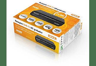 Receptor TDT - Axil RT 0420 T2, Grabador USB, Función Timeshift, DVB-T2 (TDT2)