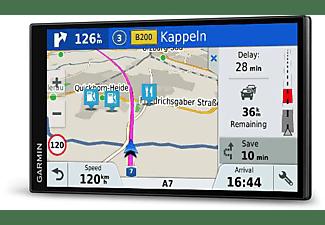 "GPS - Garmin DriveSmart 61 LMT-S, 6.95"", Europa, 1 hora, Bluetooth, Negro"