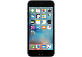 """Apple iPhone 6, 4.7"""", HD, 32 GB, Red 4G, Gris"""