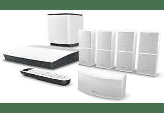 Home cinema - Bose Lifestyle 600, 5.1, Bluetooth, WiFi, HDMI, 4K, blanco