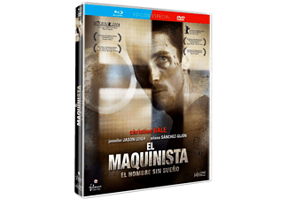 DIVISA RED, S.A. DIVISA RED, S.A. El maquinista - Bluray + DVD