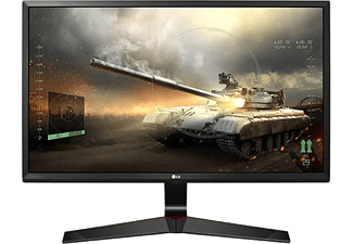 "Monitor gaming - LG 27MP59G, 27"", Full HD, IPS, Negro"