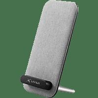 XLAYER Wireless Charger Desktop Induktive Ladestation, 230 Volt, Grau
