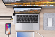 HYPER HyperDrive Net 6, USB-Hub