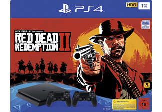 SONY PlayStation 4 1TB + Red Dead Redemption 2