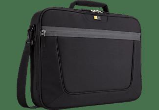 CASE-LOGIC Channel Notebooktasche Aktentasche für Universal Polyester, Schwarz