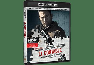 El contable - 4K Ultra HD