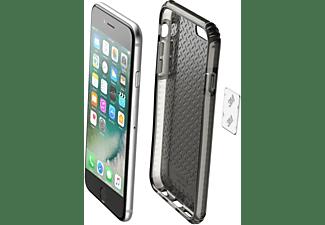 Soporte de coche para móvil - Cellular Line Handy Force, Soporte pasivo, Negro