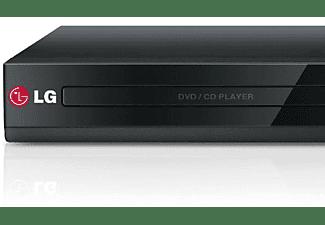 Reproductor DVD - LG DP 132, 4K UHD, Puerto USB 2.0, Negro