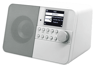 SOUNDMASTER Internetradio IR6000WE, 26.000 Radiosender streamen, WiFi