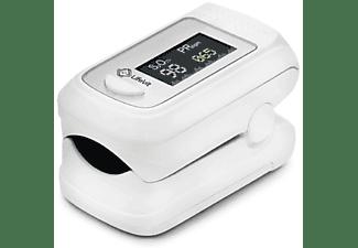 Pulsioxímetro - DAGA LifeVit OL-750, Bluetooth, Blanco