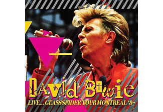 David Bowie - Live...Glass Spider Tour Montreal '87 - (CD)