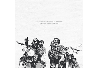 Creedence Clearwater Revival - The Studio Albums Collections (Half-Speed Vinyl Boxset)  - (Vinyl)