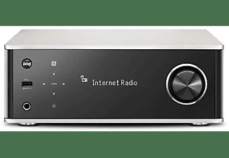 Receptor estéreo - Denon DRA-100, 2 canales, 140W, WiFi, Bluetooth, USB, Radio, Pantalla OLED,