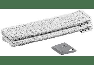 Paño de microfibra - Kärcher 2.633-131.0, Para modelo WV, Mopa para exterior, Juego de 2 paños