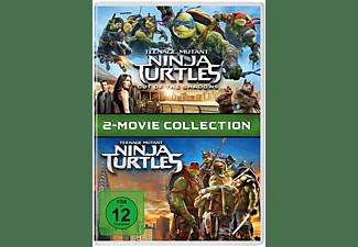 Teenage Mutant Ninja Turtles & Teenage Mutant Ninja Turtles 2 - Out of the Shadows DVD