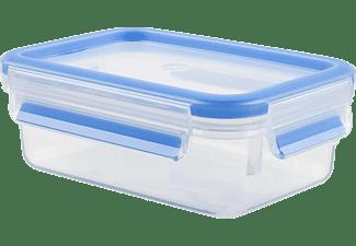 Tupper - Tefal CLIP&CLOSE K30212, rectangular, 1L, plástico