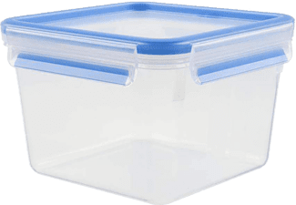 Tupper - Tefal CLIP&CLOSE K3021712, cuadrado, 1.75L, plástico