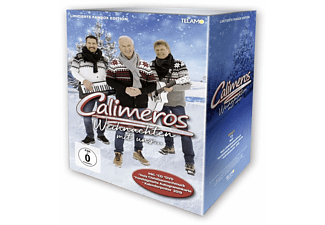 Calimeros - Weihnachten Mit Uns (Limitierte Fanbox Edition)  - (CD + DVD Video)