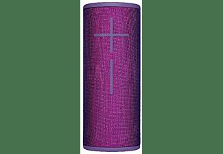 Altavoz inalámbrico - Ultimate Ears Boom 3 Ultraviolet Purple, Bluetooth, 90 dB, IP67, Lila