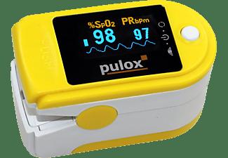PULOX PO-200 gelb Pulsoximeter