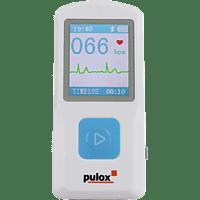 PULOX PM10, tragbares Einkanal EKG-Gerät