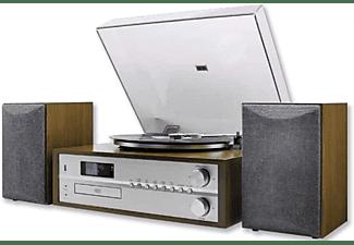 soundmaster eliteline retro hifi anlage pl880 mit dab. Black Bedroom Furniture Sets. Home Design Ideas