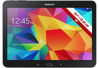 Tablet - Samsung Galaxy Tab 4, 10.1 pulgadas, 16GB, Negro