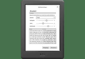 eBook - Kobo Glo HD, pantalla táctil de 6 pulgadas, 4GB y Wifi