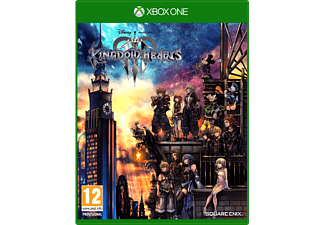 Kingdom Hearts III NL/FR Xbox One