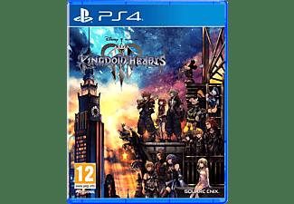 Kingdom Hearts III FR/NL PS4