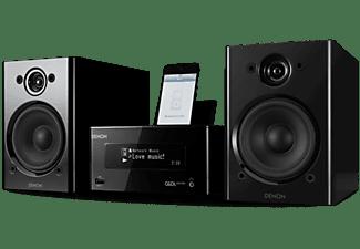 REACONDICIONADO Microcadena HiFi - Denon CEOL Piccolo N5, WiFi, Bluetooth, NFC, Negro