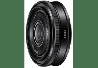 Objetivo EVIL - Sony E 20mm f/2.8