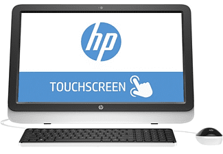 All in One - HP 22-3103ns, A6-6310, 4 GB RAM, 1 TB