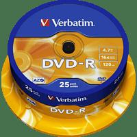 VERBATIM 43538 DVD-R Rohlinge