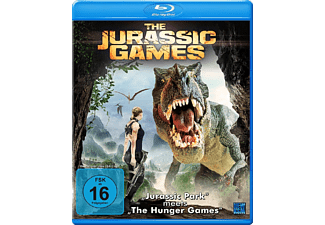 The Jurassic Games [Blu-ray]