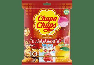 Caramelos - Chupa Chups, Sabores variados, 10 unidades