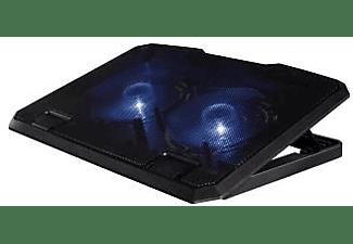 Soporte de refrigeración para portátil - Hama Black