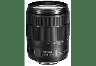 Objetivo - Canon EF-S 18-135mm, 96mm, f/3.5-5.6 IS USM