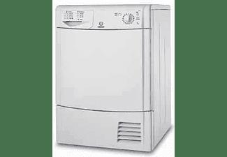 Secadora - Indesit IDC 75 B (EU) Condensación, 7 Kg, Blanco