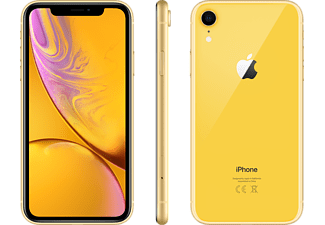 APPLE iPhone XR - 64 GB - Yellow