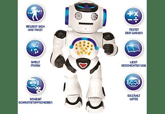 LEXIBOOK Powerman Ferngesteuerter Interaktiver Lern- und Spielroboter mit diversen Möglichkeiten
