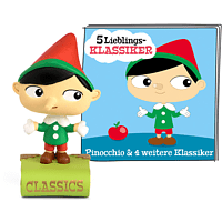 Tonie-Hörfigur: Pinocchio und weitere Klassiker